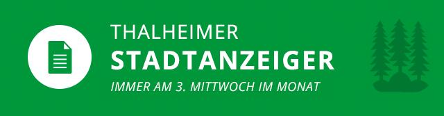 Stadtanzeiger Thalheim/Erzgeb.