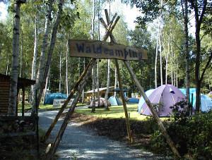 Waldcamping Erzgebirgsbad