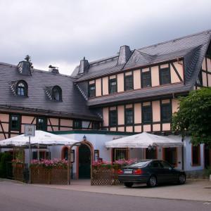 """Gasthaus und Pension """"Zum Deutschen Eck"""""""