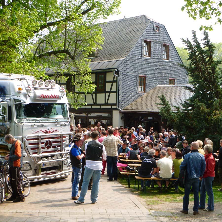 Wiesenmühle Hoffest
