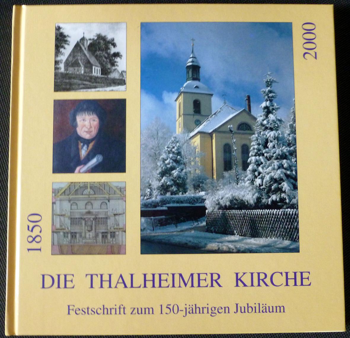 """Buch: """"Thalheimer Kirche"""""""