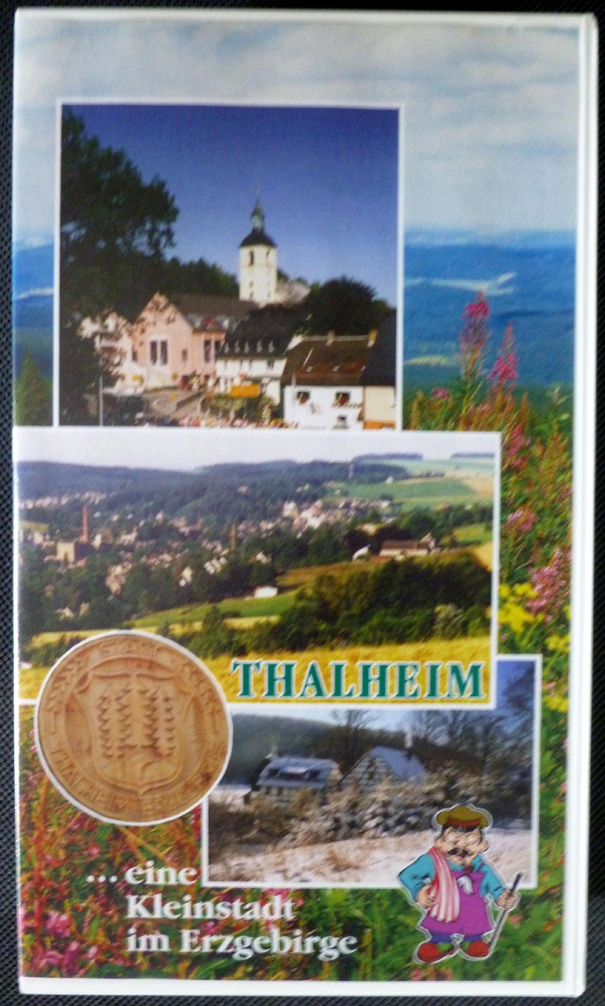 """Video: """"Thalheim-eine Kleinstadt im Erzgebirge"""""""