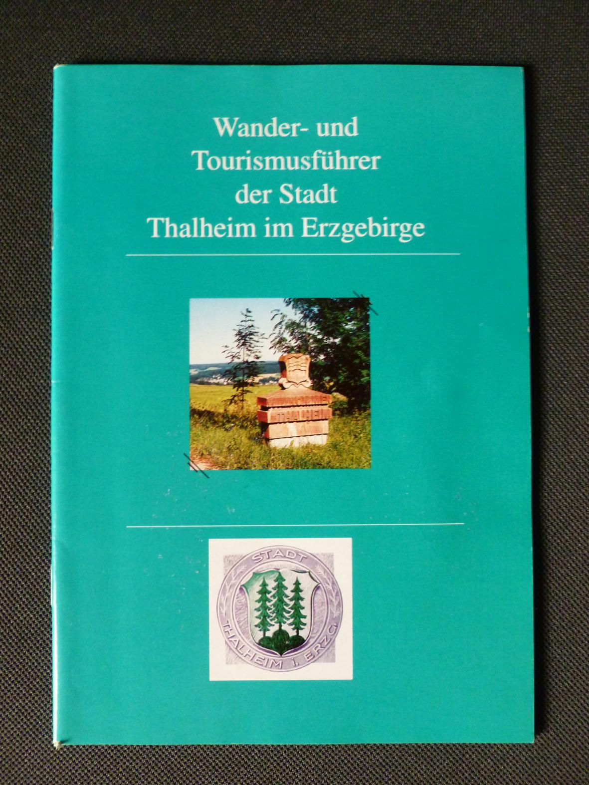 Wanderkarte Thalheim/Erzgeb.