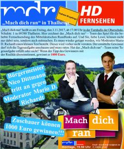 Mach Dich ran - in Thalheim