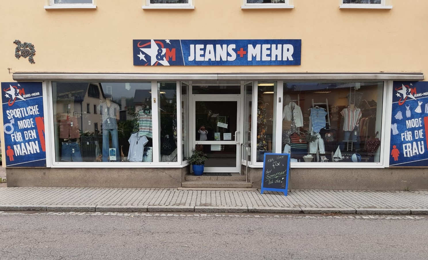 Jeans & mehr