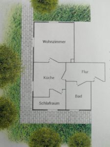 42 m² Single-Wohnung