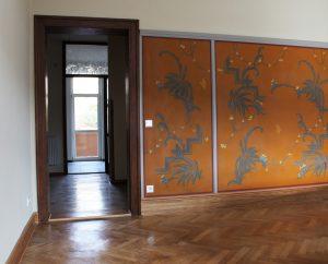2-Raum Wohnung in Art Deco Villa auf 69qm