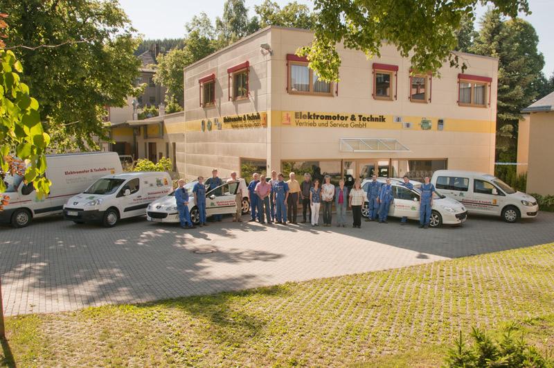 Elektromotor & Technik Vertrieb und Service GmbH