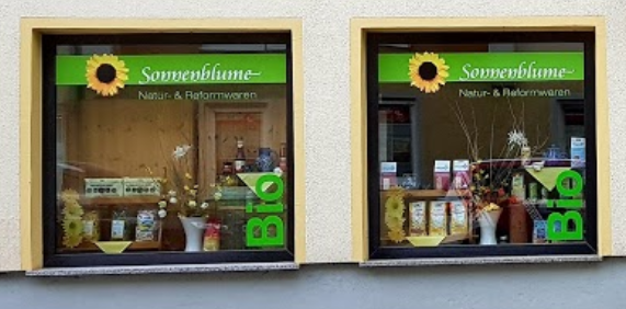 Sonnenblume – Natur- & Reformwaren